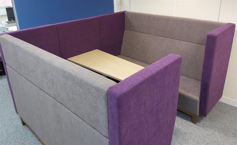 Eastbourne Serviced Offices Furniture - CK Office Furniture
