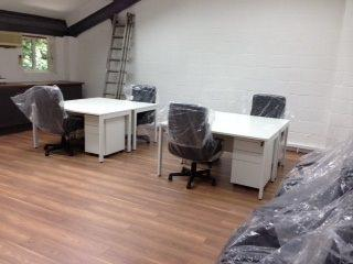 South Godstone Office Furniture Installation - CK Office Furniture