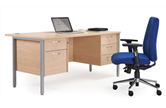 4-Leg Frame Desks
