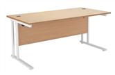 Start White Desk Range