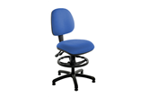 MIMPD Low Back Draughtsman Chair