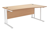 Start White Wave Desks