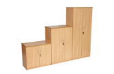 CK Double Door Wooden Stationery Cupboards