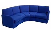 BRS Curved Box Reception Seating