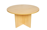 CK 1000 Diameter Round Meeting Table