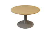 Hawk Circular Meeting Tables (Various Colours)