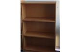 Second Hand 3 Tier Oak Bookcase CKU1897