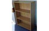 Second Hand 3 Tier Bookcase in Oak CKU1898