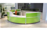Hawk Modular Reception Counters