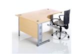 Giorgio Wire-Managed Desking