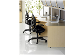 Roma Panel End Desks