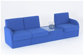 BRS Box Reception Seating