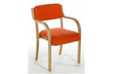 TYSON Woodframe Armchair