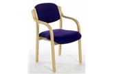 CASSIUS Beech Woodframe Armchair