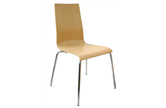 Plywood Contract Chair