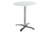 Flip-Top Round Cafe Tables