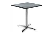 Flip-Top Square Cafe Tables