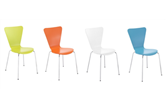 Heavy Duty Picasso Colour Chairs