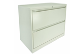 Steelco Metal Office Side Filing Cabinets