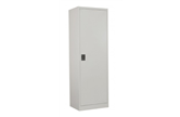 Single Door Slimline Stationery Cupboard