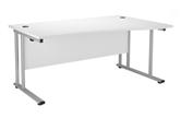 Start Silver Wave Desks