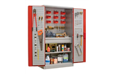 Metal Workshop Cupboard-SC