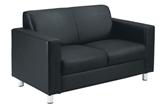 Iceberg Reception Seating - Leather