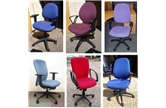 Various Operator Chairs