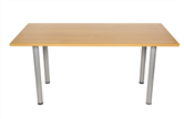 CK 1600 x 800 Rectangular Meeting Table