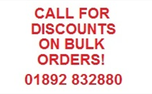 Call For Discounts On Bulk Orders!