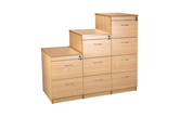 CK Wooden Office Filing Cabinets