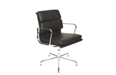 CK Low Back Eames Style Soft Pad Chair