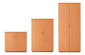 Start Wooden Stationery Cupboards