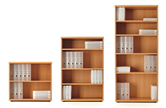 Start Wooden Bookcases