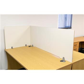 MDF Protective Desk Screens