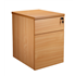 CK 2-Drawer Mobile Pedestal - Beech
