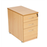 CK Desk-High Pedestal 800mm Deep - Beech