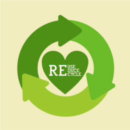 Recycle Reuse Reduce Image